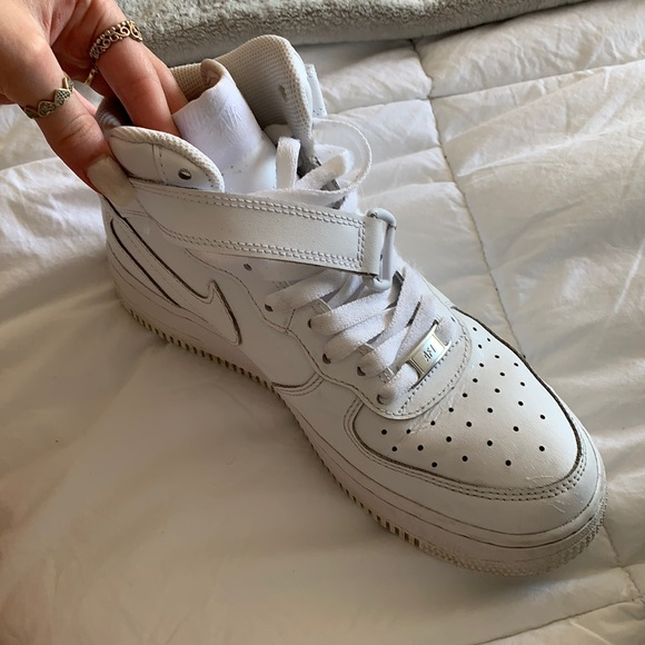 nike airforce 1s high tops